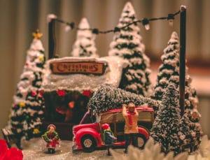 spar penge juleaften