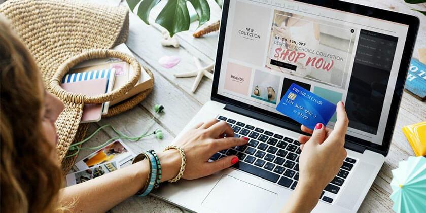 Shop online med et forbrugslån